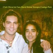 Anita Cristina y David