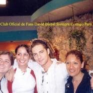 David en 9 con staff Anita