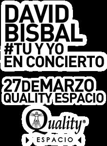 Gira 'TU Y YO' Argentina, Concierto Córdoba @ Espacio Quality   Córdoba   Córdoba   Argentina