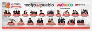 Gira 'TU Y YO' México, Concierto Michoacán @ Teatro del Pueblo | Ciudad Hidalgo | Michoacán | México