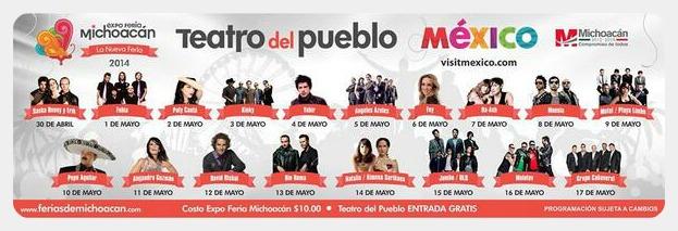 cartel-teatro-del-pueblo-expo-feria-michoacán