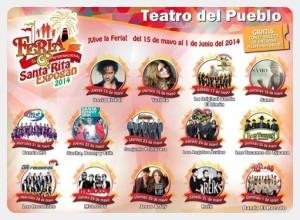 Gira 'TU Y YO' México, Concierto Chihuahua @  Feria Santa Rita Expogan 2014 | Chihuahua | Chihuahua | México