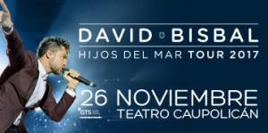Concierto CHILE, #TourHijosDelMar 2017, 26 Nov '17 @ Teatro Caupolicán | Santiago | Región Metropolitana | Chile