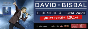 Concierto BUENOS AIRES, #TourHijosDelMar 2017, 4 Dic '17 @ Estadio Luna Park | Buenos Aires | Argentina